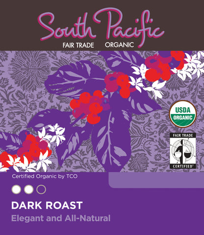South Pacific Dark