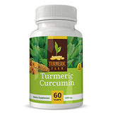 Organic Curcumin Supplements