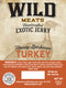 Exotic Jerky - Turkey