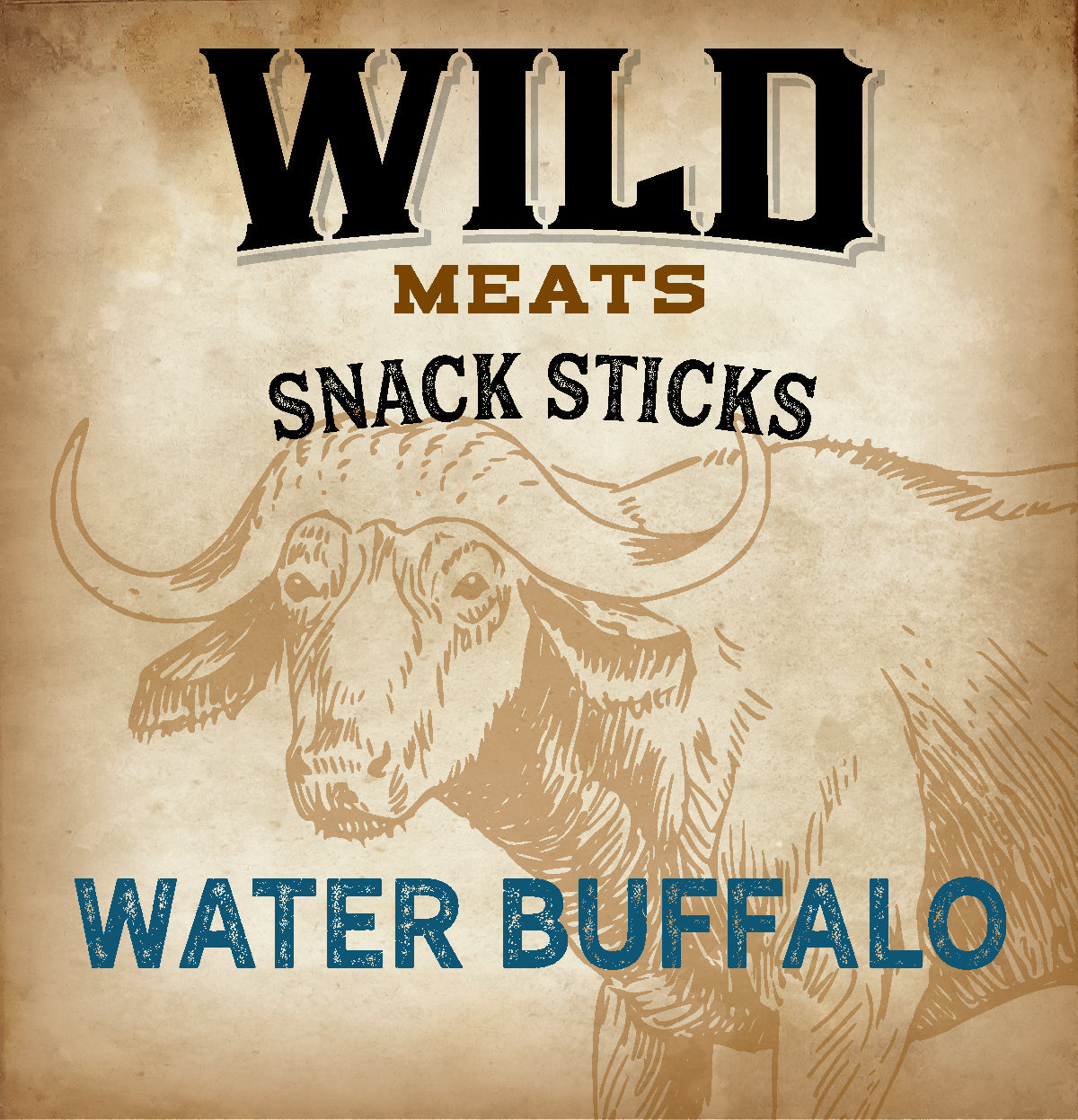 Snack Sticks - Water Buffalo