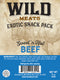 Exotic Snack Pack - Beef