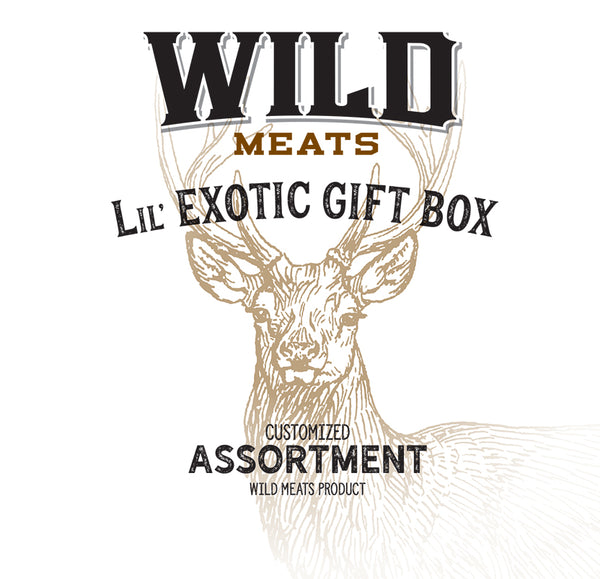 Gift Box - Lil' Exotic