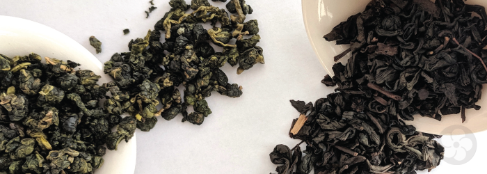 Types of Oolong Tea: Nong Xiang vs. Qing Xiang