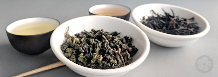 Types of Oolong Tea: Rolled vs. Twisted