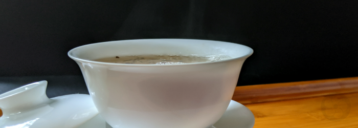water temperature should be lower for teas with less oxidation, and higher for dark teas.