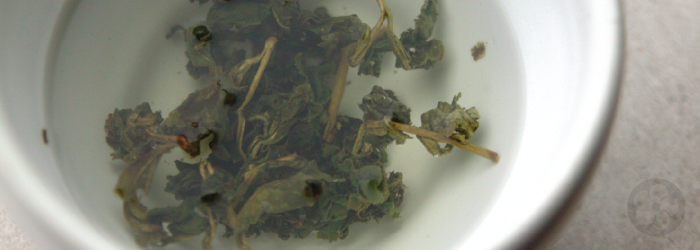brewing leaves directly in a bowl or cup is the oldest and easiest way to drink tea