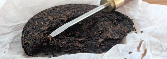 shou puerh undergoes accelerated fermentation so it is ready to drink in only a few years after harvest.