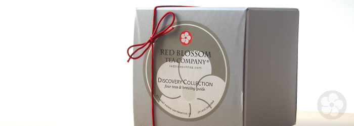The Discovery Collection is an easy and attractive gift for any tea explorer