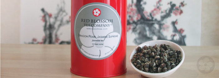This jasmine tea is our most popular, made with white tea leaves and scented for 10 nights with fresh jasmine flowers
