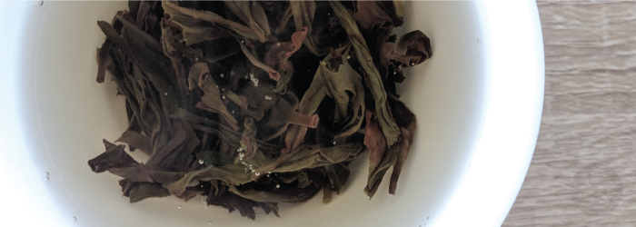 This tea depends on skillful roasting to impart depth of flavor without charring the delicate leaves.