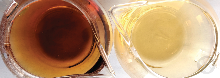 Experience new flavors to appreciate the range between different styles of tea.