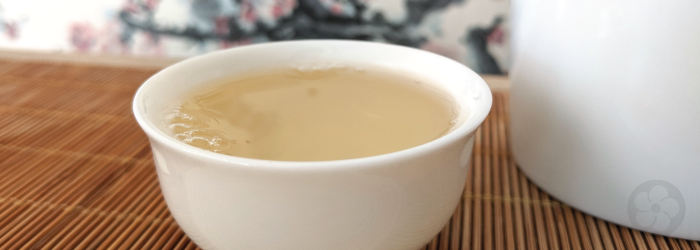 tasting in smaller cups encourages sipping and deeper appreciation of tea flavor.