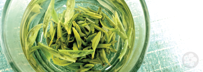 During the Qing Dynasty, Dragonwell tea was declared an imperial tribute tea.