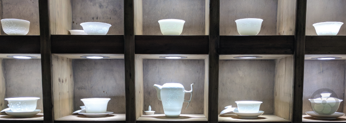 translucency is highly valued in porcelain, as it demonstrates the strength of the clay and the skill of the maker.