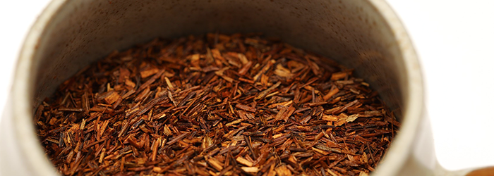 "Rooibos is sometimes called ""red tea"" but does not come from the Camellia sinensis plant."