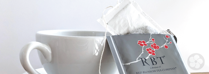 our caffeine free blend of chai spices is now available in tea bags