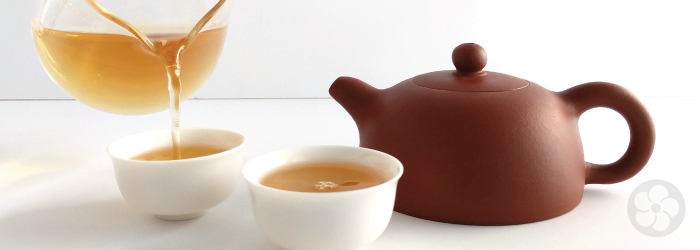 Aged oolongs strike a unique balance between traditional tea and low caffeine levels.