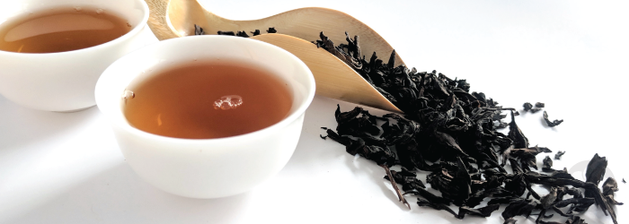 An everyday Wuyi oolong with a balanced roast and unique flavor.