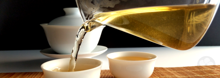 The naturally complex flavors of traditional teas are best appreciated without sugar