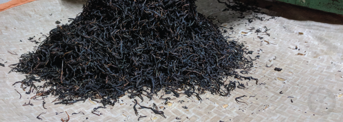 We always ask for a tour of the crafting facilities to understand exactly how our teas are made.
