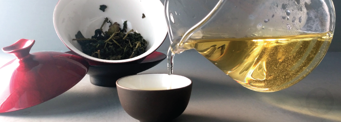 "High elevation oolongs from Taiwan are famous for their creamy, or ""juicy"" texture."