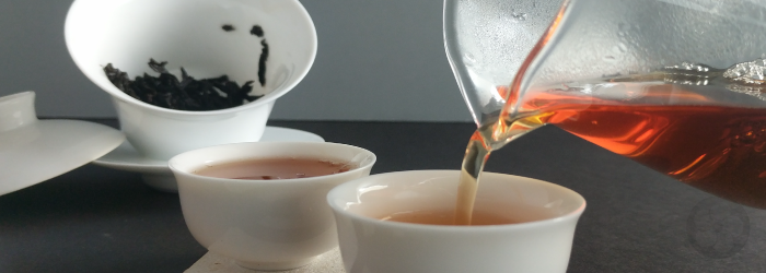 dark teas depend on crafting methods to accentuate natural sweetness