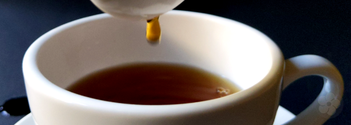 Astringency derived from tannins is a key part of developing a tea's finish, or lingering flavor.
