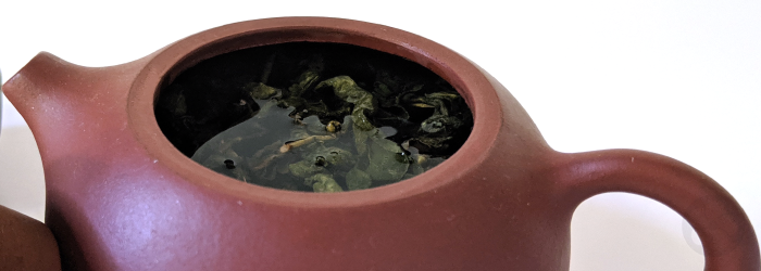 small teapots and whole leaf teas helped make tea accessible for all classes of people