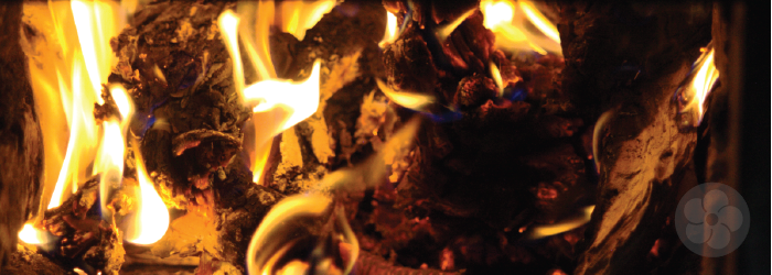 wuyi oolongs are traditionally roasted over a charcoal fire