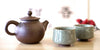 Dark Clay Tea Set