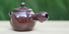 Red Tianmu Side Handle Teapot