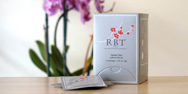 RBT Herbal Chai Tea Bags