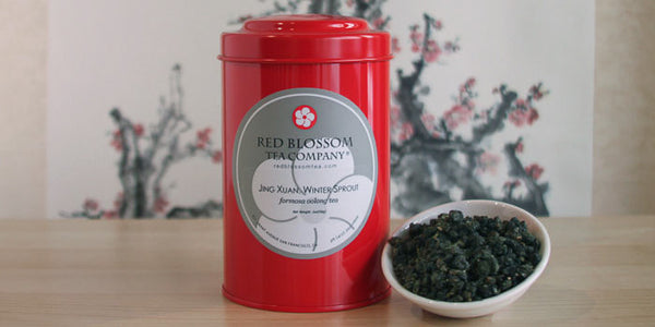 Jin Xuan (Winter Sprout) Looseleaf Canister