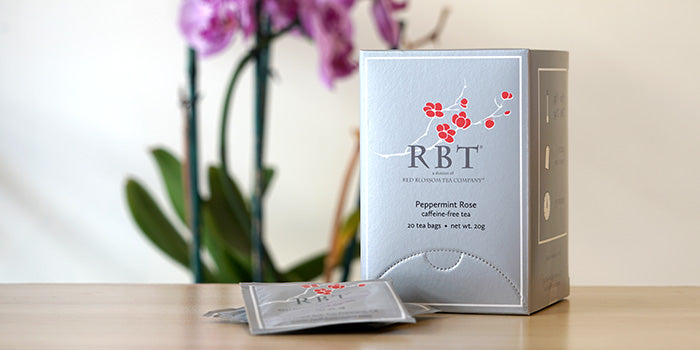 RBT Peppermint Rose Tea Bags