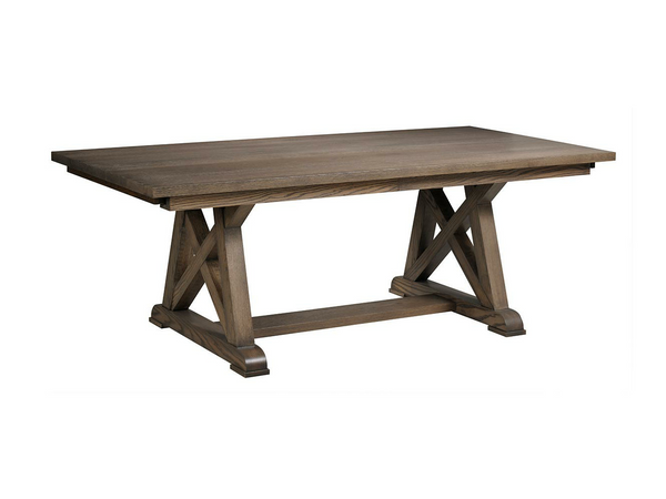 Arvada Trestle Table