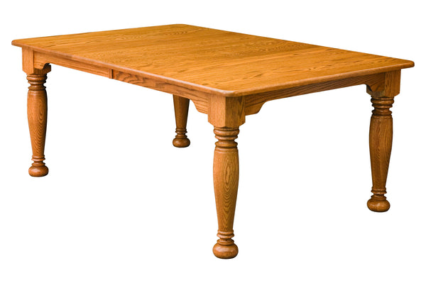 Bellville Leg table shown in Oak/Golden Honey