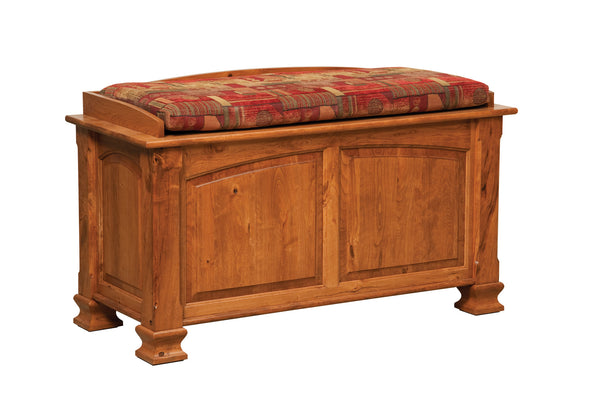Charleston Blanket Box