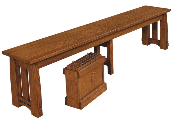 Colebrook Extendable Bench