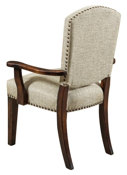 Collinsville chair backside