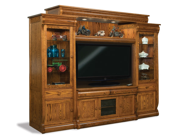 Old Classic Sleigh Media Center