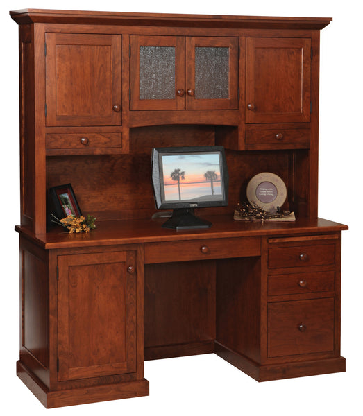 Homestead Credenza with Hutch