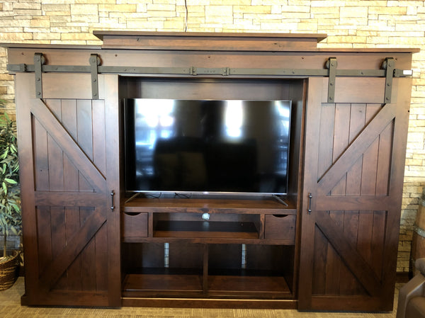 Teton Wall Unit