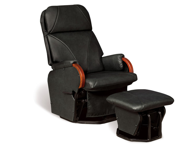 Classic Cruiser Chair and Ottoman
