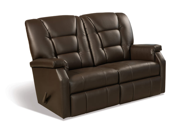 Superior Loveseat shown in Ultra Leather