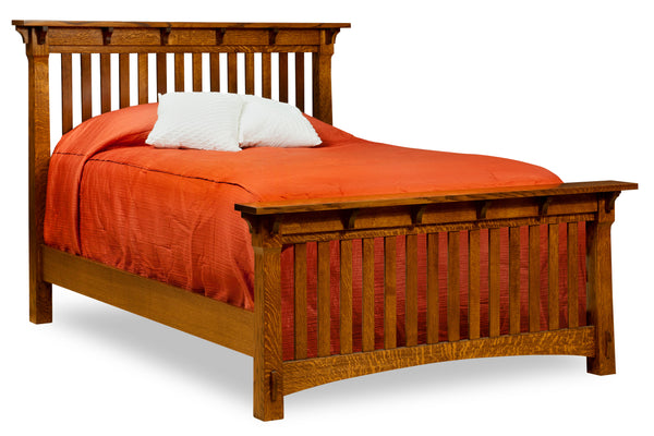 Manitoba Slat Bed