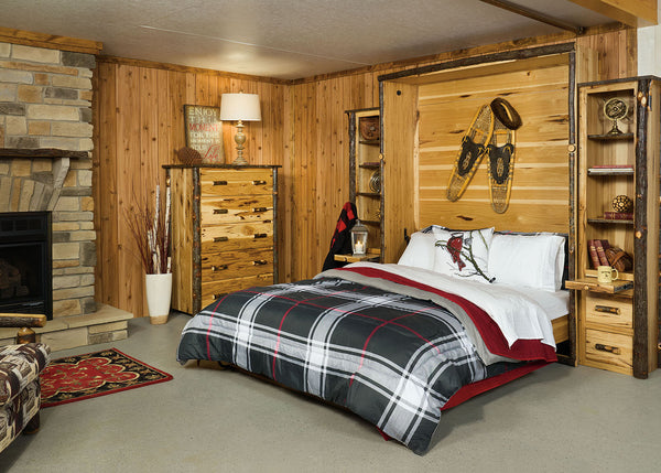 Bear Lodge Murphy Bed