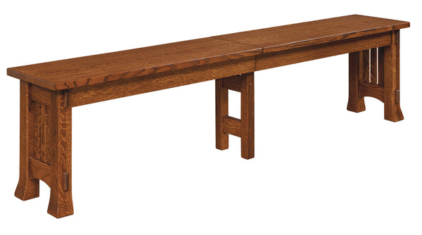 Olde Century Extentable Bench