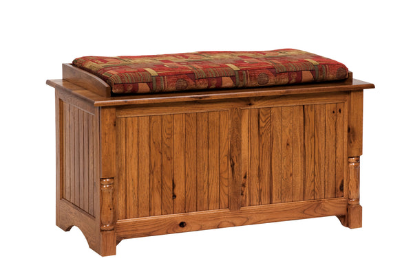 Palisade Blanket Box