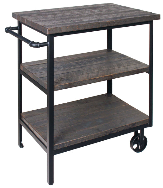 Rustic Tea Cart R222134