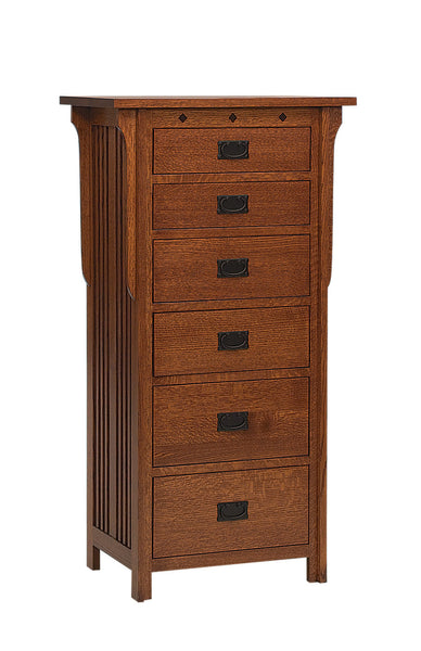 Royal Mission Chest of Drawers